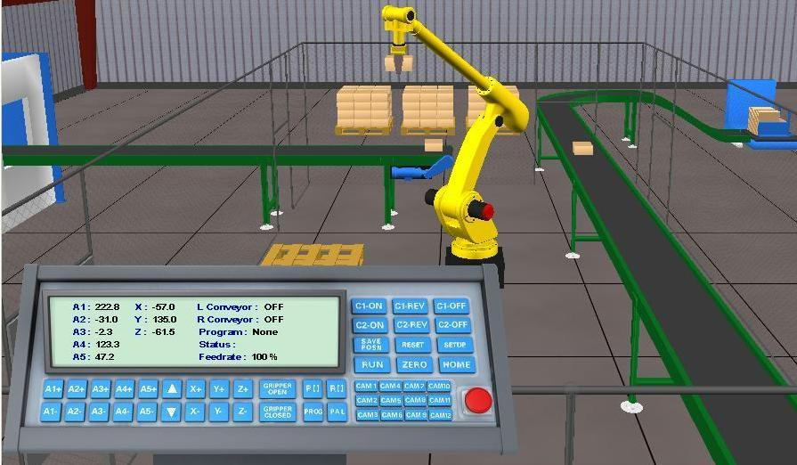 Robotics Simulation Software