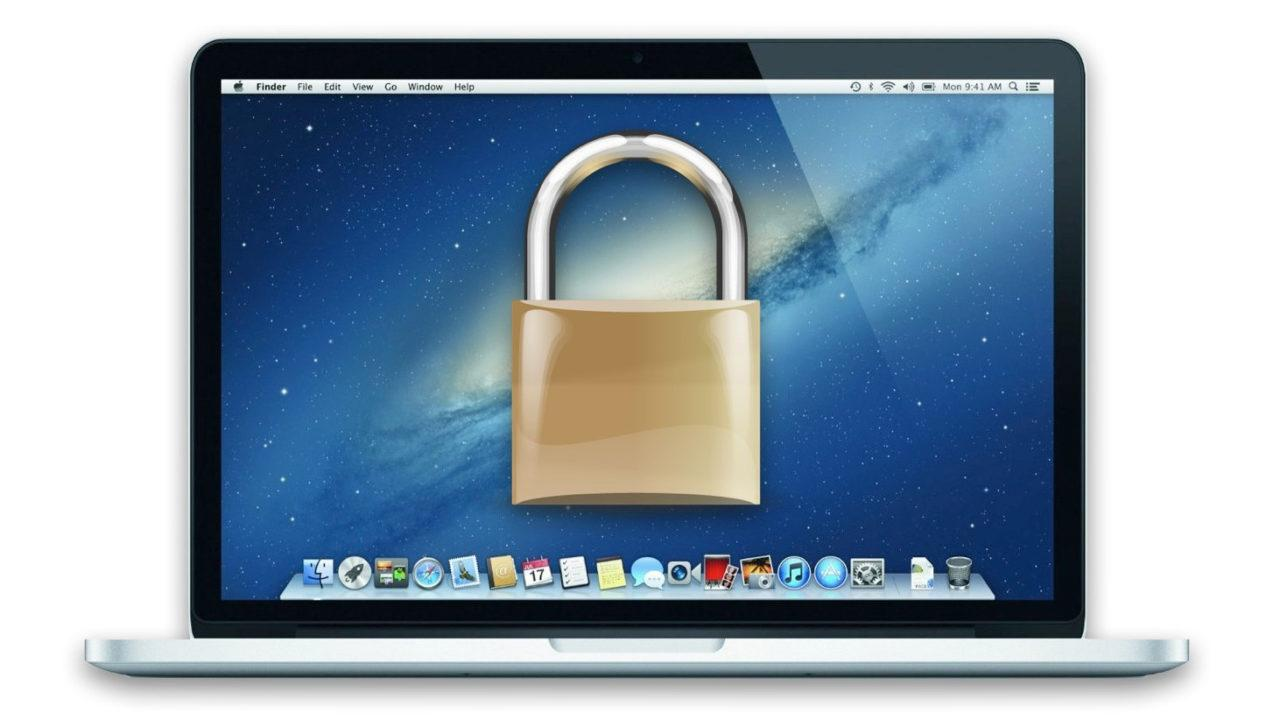 locked mac