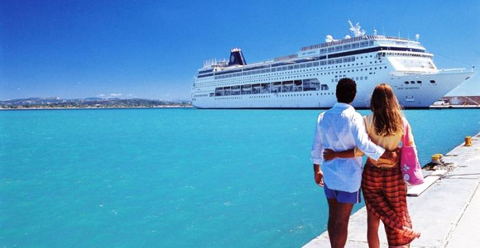 luxury cruise vacation
